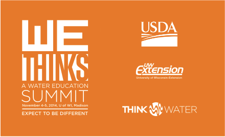 WE THINKS: A Water Education Summit