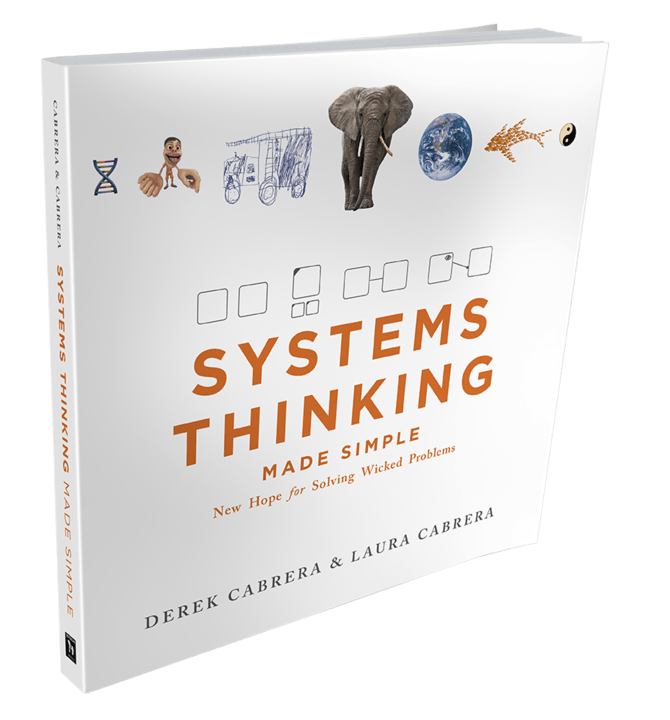 New groundbreaking book in systems thinking published