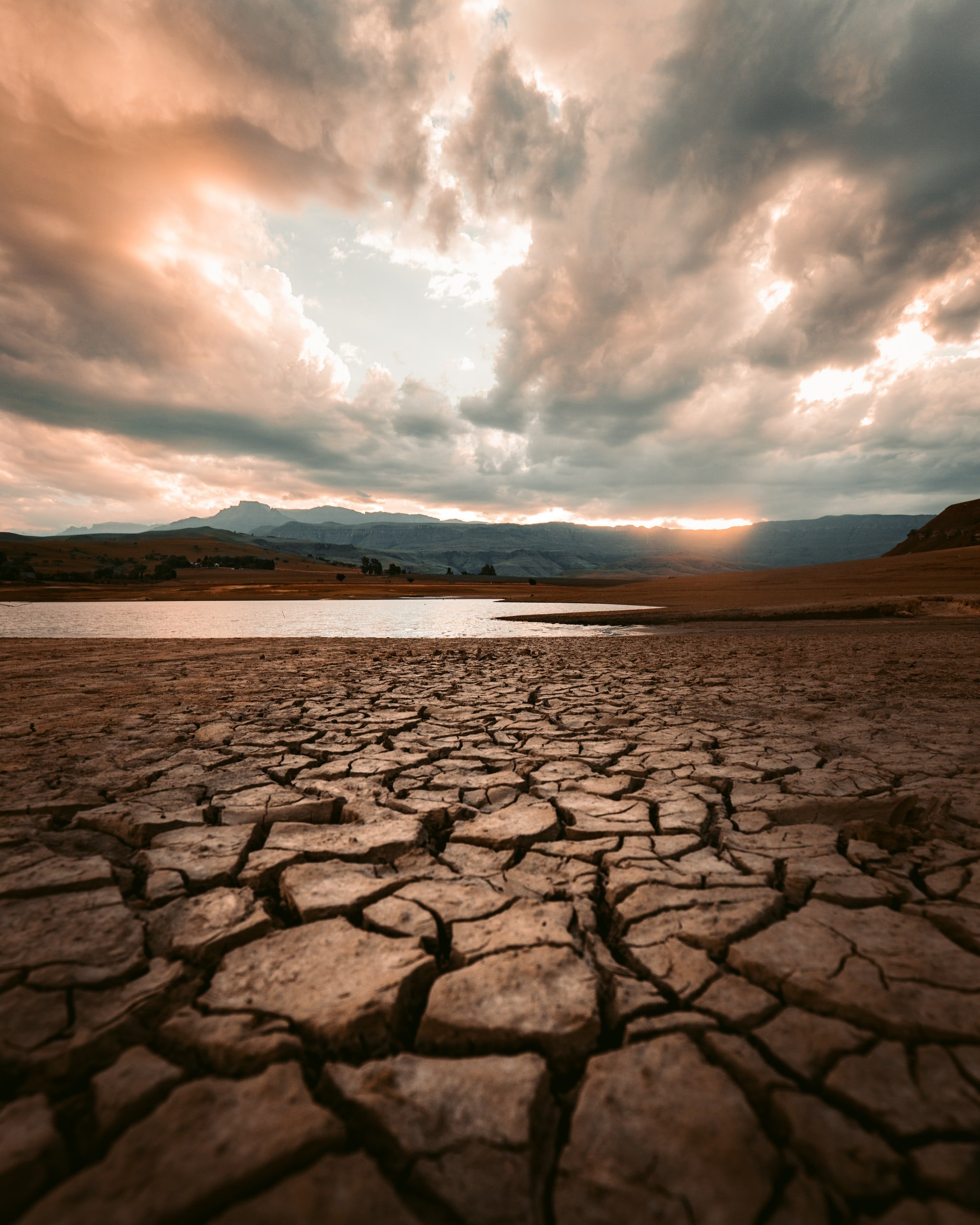 "DSRPing ""What would it take to end California's drought"""